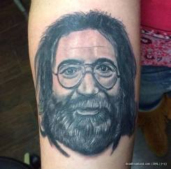 Best Jerry Garcia Tattoos - DHL (9)