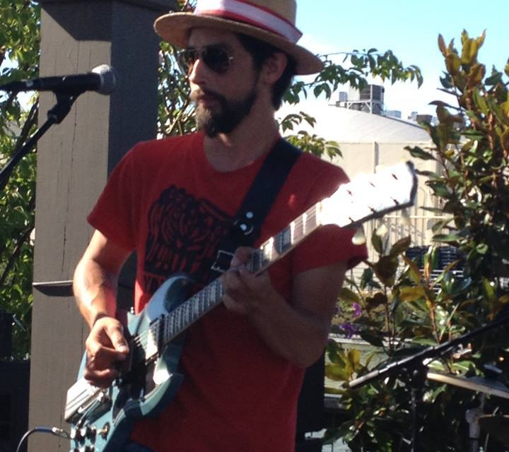 Phil Lesh & Friends 7/4/14 Patio Stage at Terrapin Crossroads, San Rafael CA