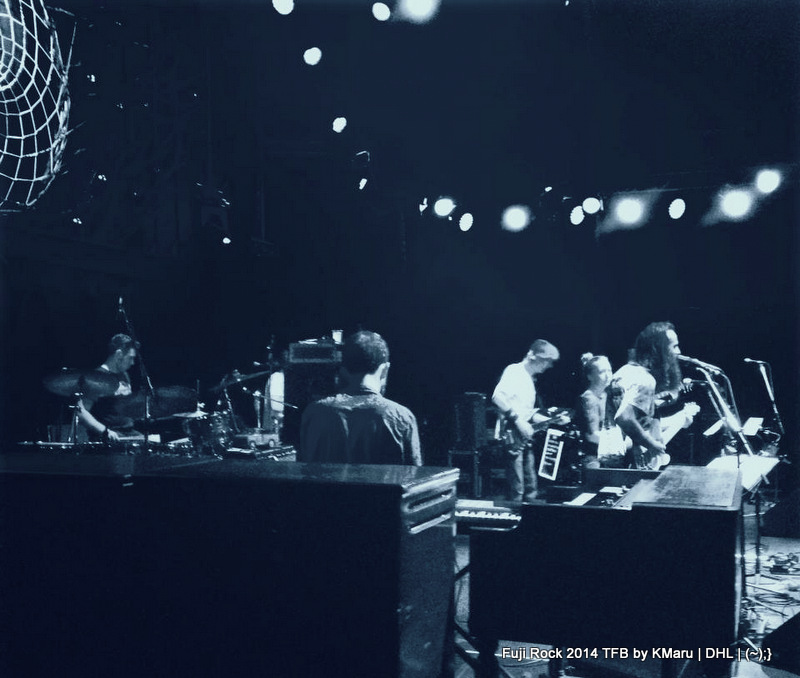 Fuji Rock 2014 - Japan - Phil Lesh and the Terrapin Family Band