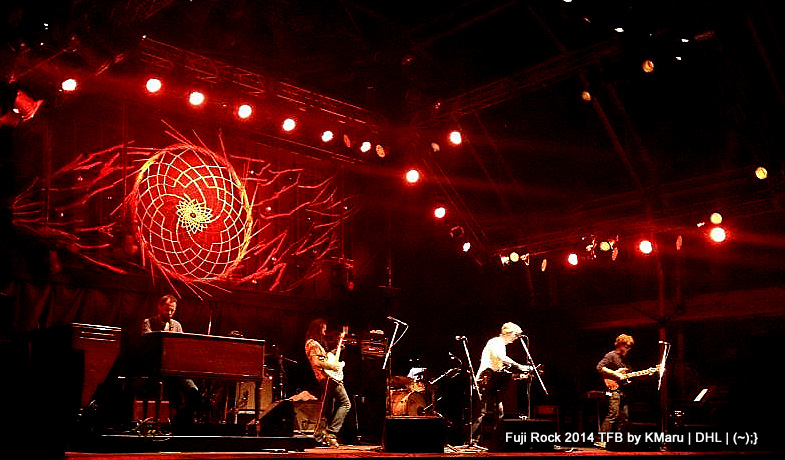 SETLIST and PHOTOS: Phil Lesh and The Terrapin Family Band at Fuji Rock Festival Japan – Saturday July 26 2014