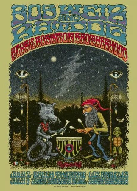 SETLIST: RatDog Wednesday July 02, 2014 The Greek Theatre Los Angeles, CA