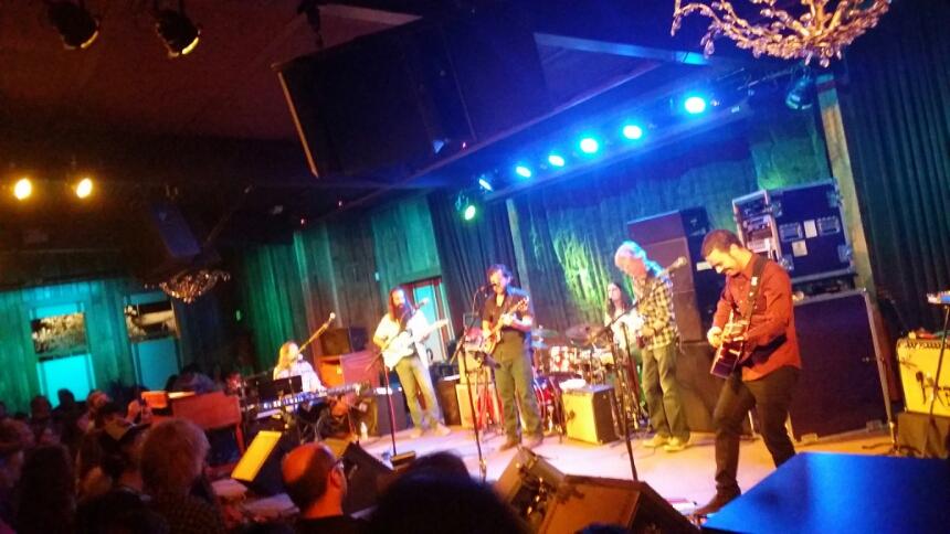 Setlist:  Telstar Sat. Aug. 30, 2014 The Grate Room Terrapin Crossroads San Rafael, CA