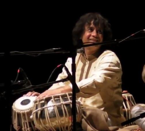 zakir master of percussion