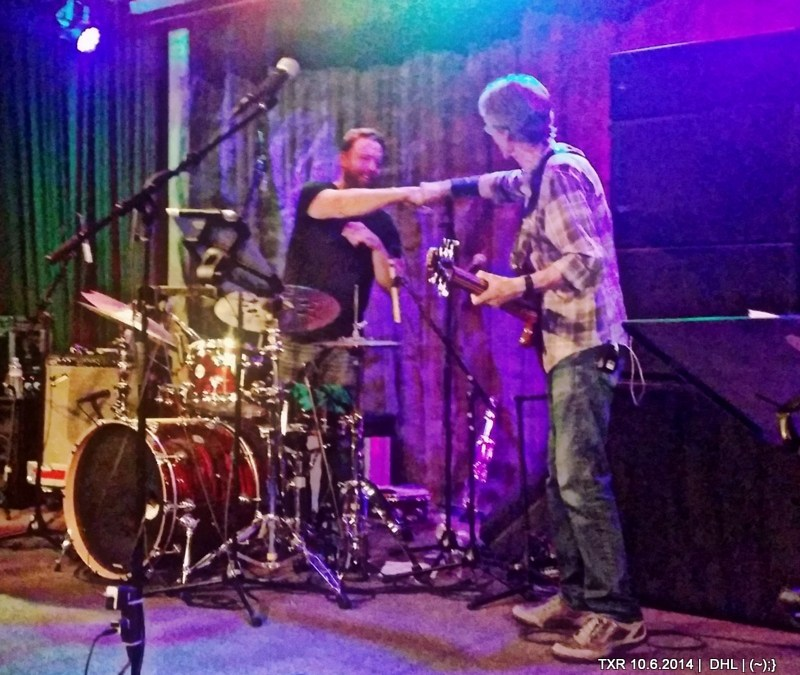 SETLIST & Video: Phil Lesh & The East Coast All Stars Mon. Oct. 6, 2014 The Grate Room Terrapin Crossroads San Rafael, CA