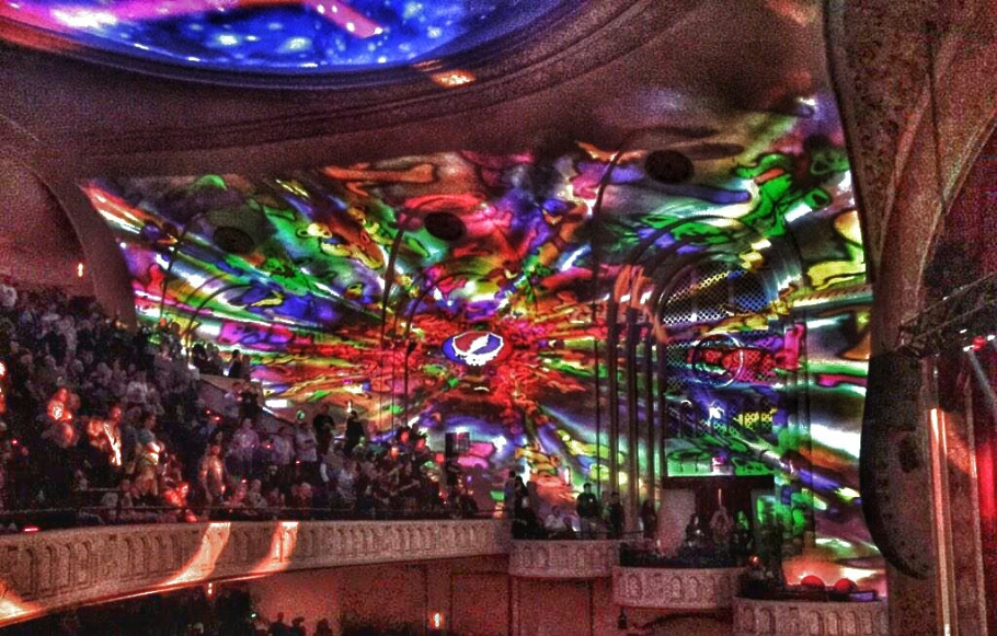 SETLIST: Phil Lesh and Friends Saturday,  November 29  2014 Capitol Theatre Port Chester,  NY