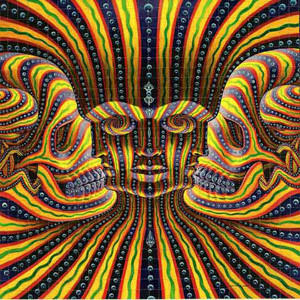 Alex Grey Bardo BLotter by Shakedown Gallery