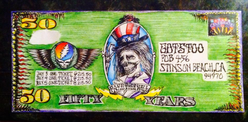 Deadhead ENvelope Art for Dead 50 orders (59)