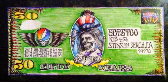 Deadhead ENvelope Art for Dead 50 orders (59)