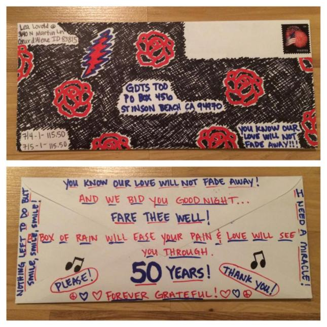Deadhead Envelope art for Dead50 Mail Order (3)