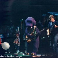 VIDEO:  Grateful Dead get Barney The Dinosaur to replace Phil Lesh - Nassau Colesium 4-1-1993 - IKO IKO