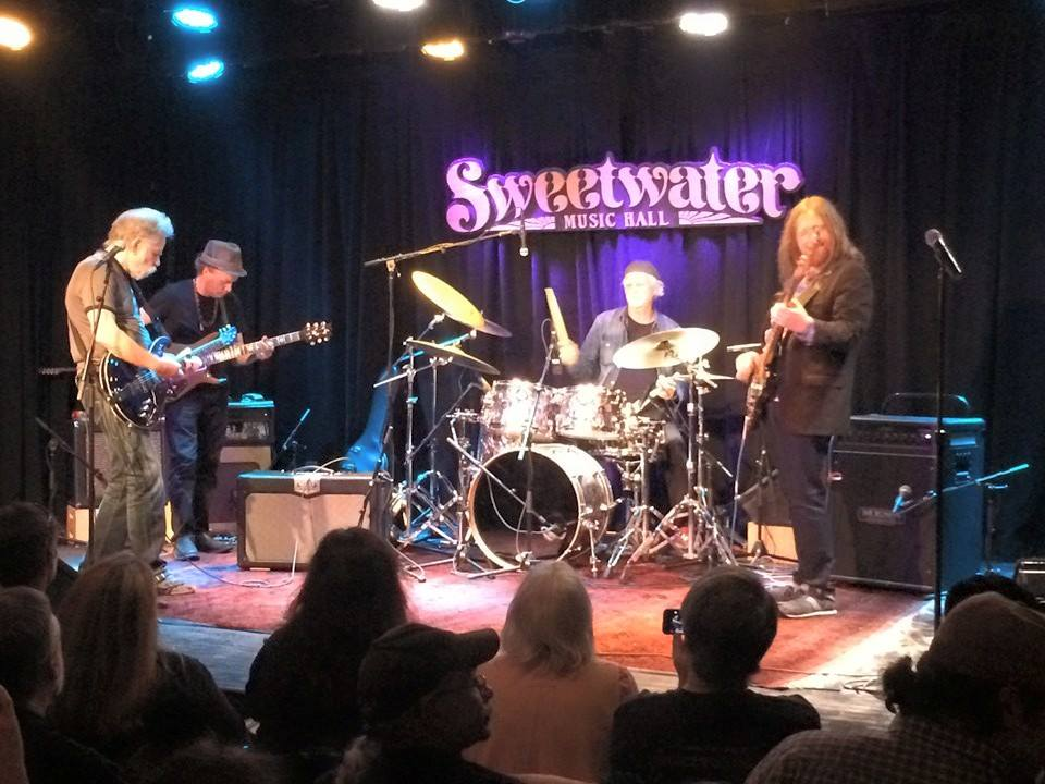 Bill Kreutzmann, Reed Mathis, Bob Weir, Steve Kimock
