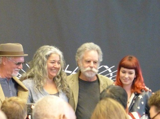 Grateful Dead MSG Walk OF Fame - Photo Todd Hinden (3)