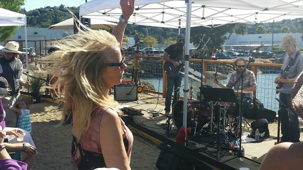 SETLIST: Phil Lesh & FriendsSun. Aug 9, 2015Beach ParkTerrapin Crossroads San Rafael, CA