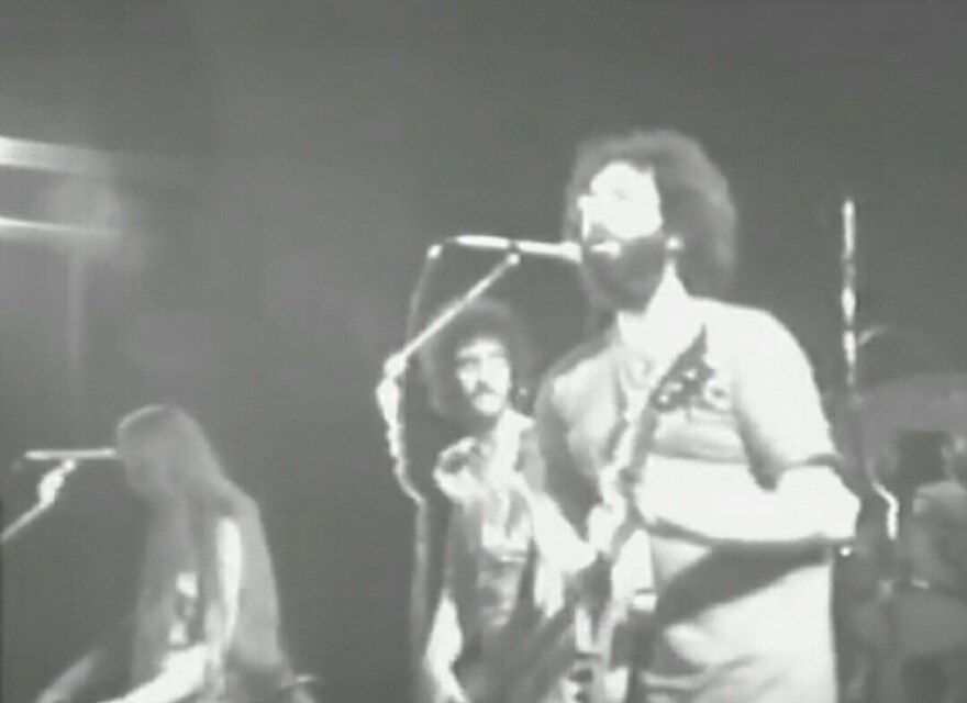 "VIDEO: Jerry Garcia Band ""The Harder They Come"" – 4/2/1976 – Capitol TheatrE"