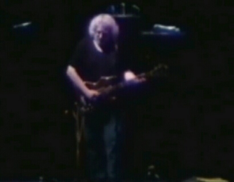 "VIDEO ""Days Between"" (~);} Grateful Dead – 7-27-1994 Riverport Amph., Maryland Heights, MO"