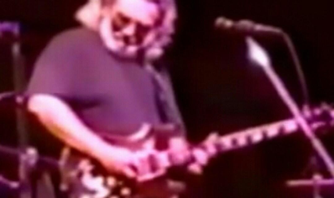 "VIDEO ""C'est la Vie""  Jerry Garcia Band, 11-9-1991 Hampton, VA"