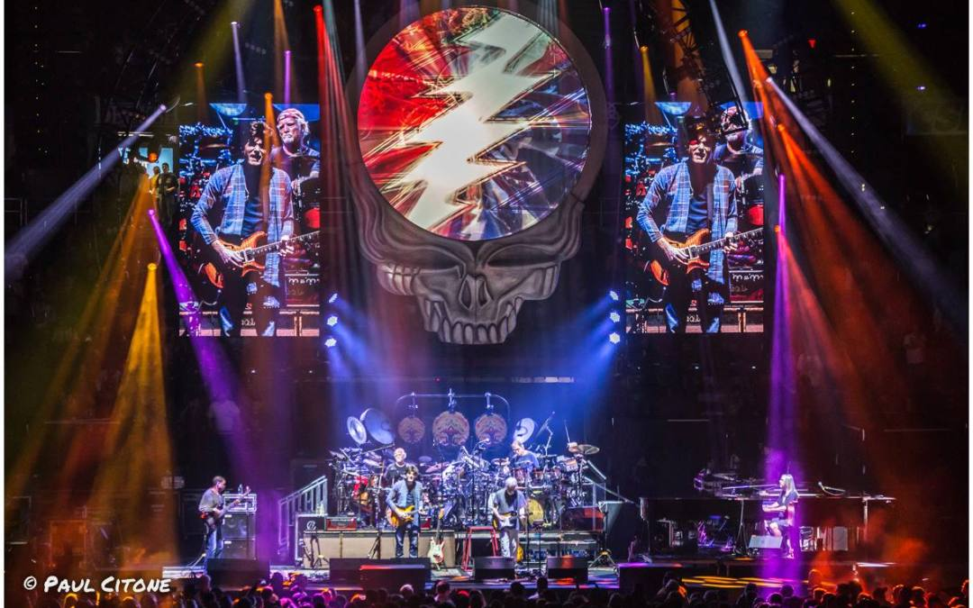 PHOTO GALLERY: Dead And Company Debut – Albany, NY – Thursday, October 29, 2015 – Paul Citone Photography