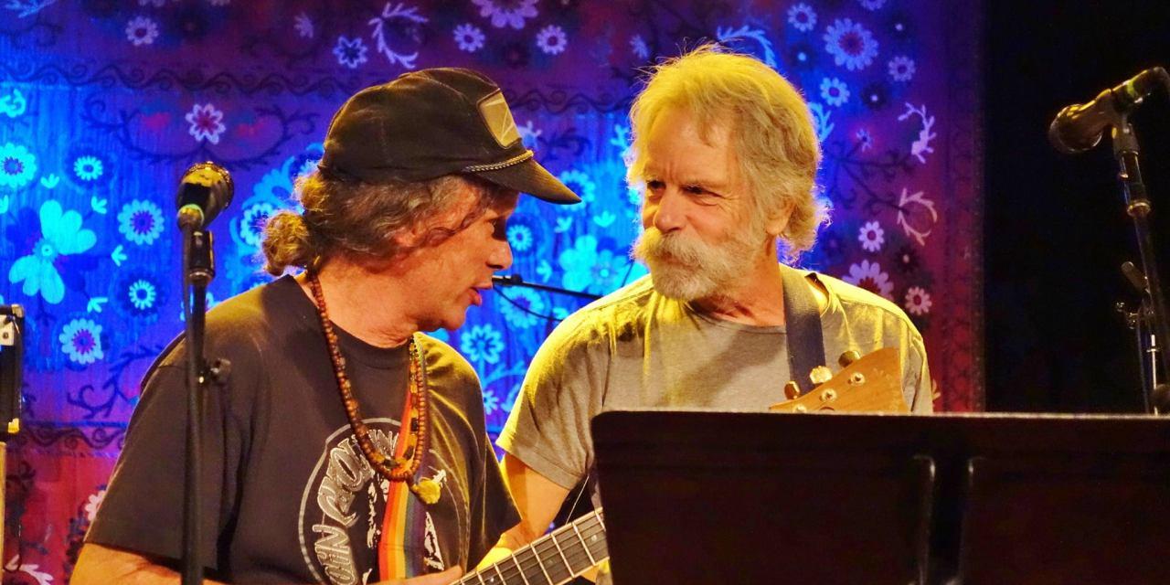 "VIDEO ""Good Morning Little Schoolgirl"" Bob Weir Steve Kimock's 60th Birthday Bash Sweetwater Music Hall  Mill Valley, California  10/5/2015"