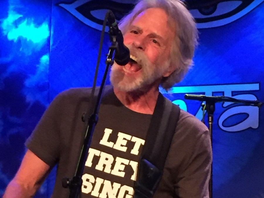 SETLIST: Bob Weir, Steve Kimock, Robin Sylvester, Jay Lane ~ 10/10/15 Sweetwater Music Hall – Sing Out For Sight -Benefit for Seva Foundation / Mill Valley Film Festival