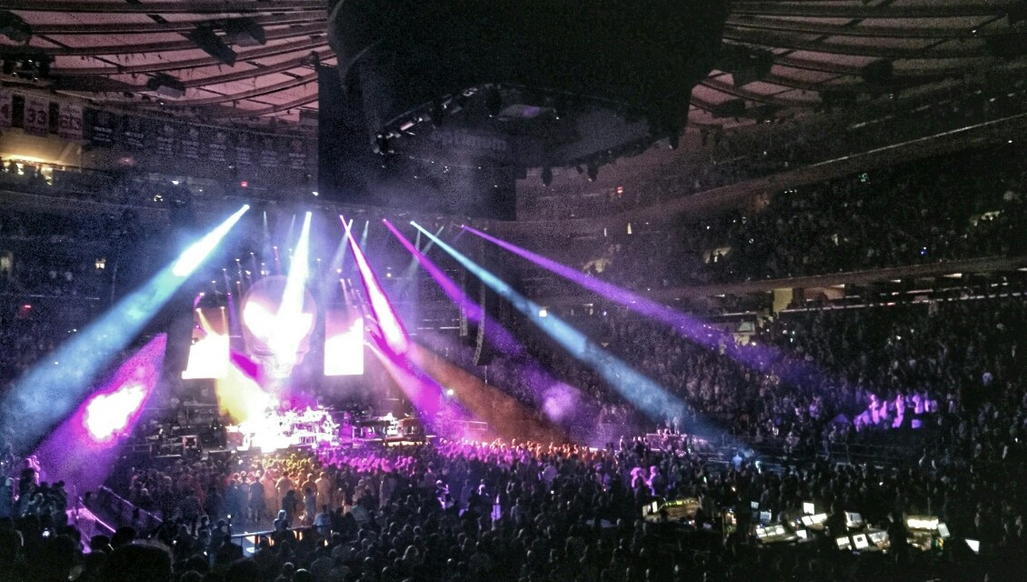 SETLIST: Dead & Co. Saturday, Oct. 31, 2015 Halloween Madison Square Garden New York, NY