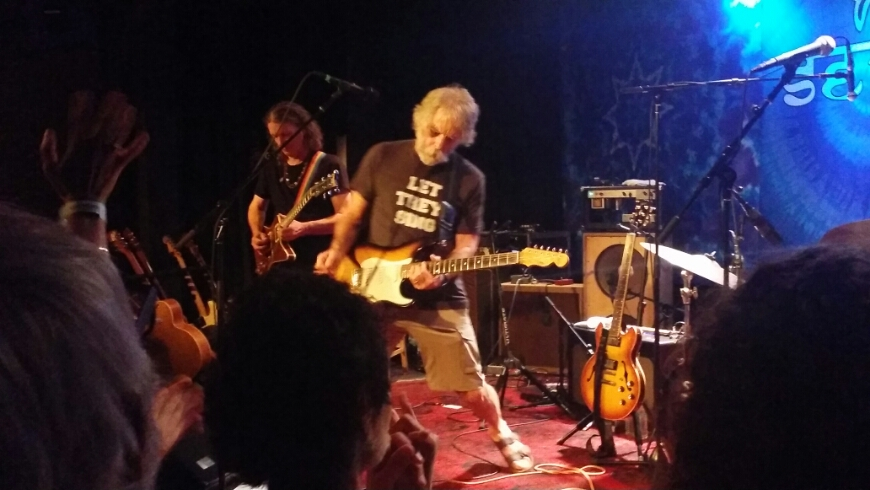 "VIDEO ""The Other One"" Bob Weir, Steve Kimock, Jay Lane, Robin Sylvester, Seva – Sing Out For Sight"