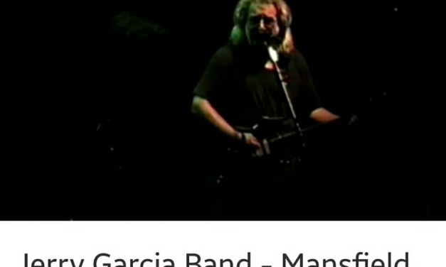 VIDEO: Jerry Garcia Band – Mansfield, MA, 9.10.89