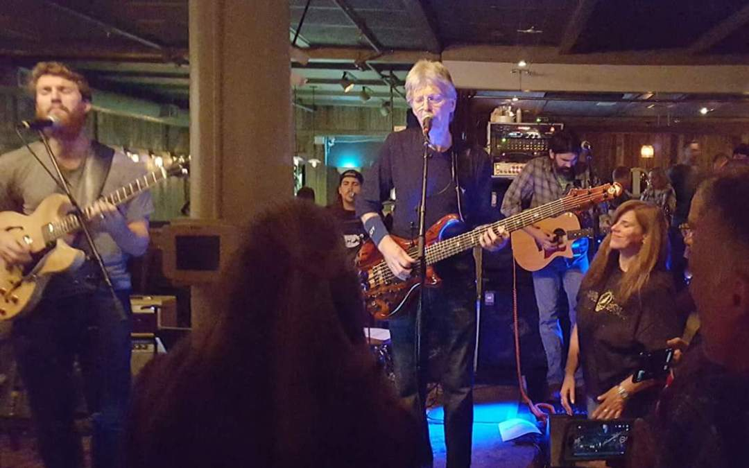 SETLIST: Phil Lesh and the Terrapin Family Band, Terrapin Crossroads Bar, Thursday October 22 2015