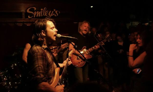 WEIR EVERWHERE DEPT:  Grateful Dead's Bob Weir sit in w Lukas Nelson & Promise of the Real, Smiley's, Bolinas