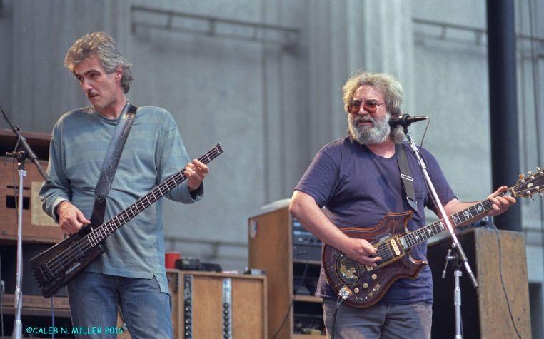 Jerry Garcia Band - Greek Berkeley 8.30.1987 by Caleb Miller (6)