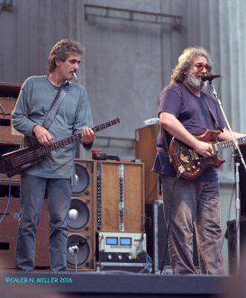 Jerry Garcia Band - Greek Berkeley 8.30.1987 by Caleb Miller (8)
