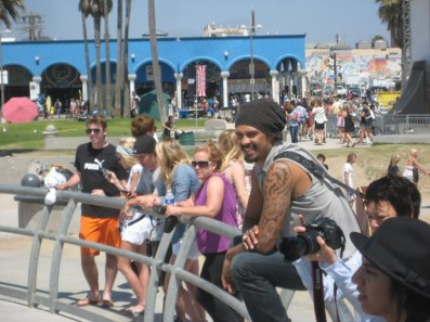 Michael Franti - Sound Of Sunshine shoot - photos ©2011 Brian MarkoVision (34)