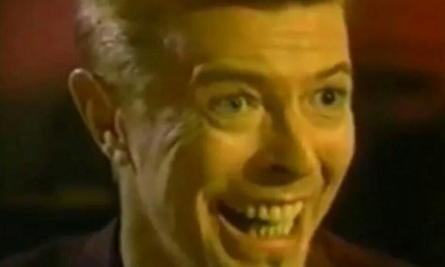 "Watch ""David Bowie on Drugs."""