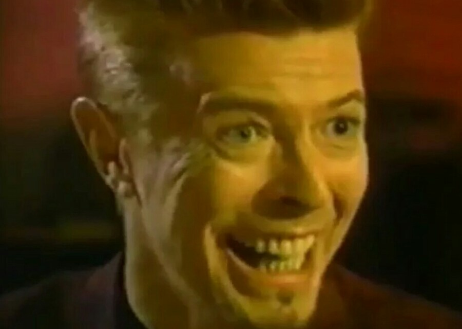 "Watch ""David Bowie on Drugs."""