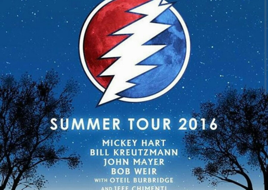 TOUR ANNOUNCED: Dead & Company Summer Tour 2016