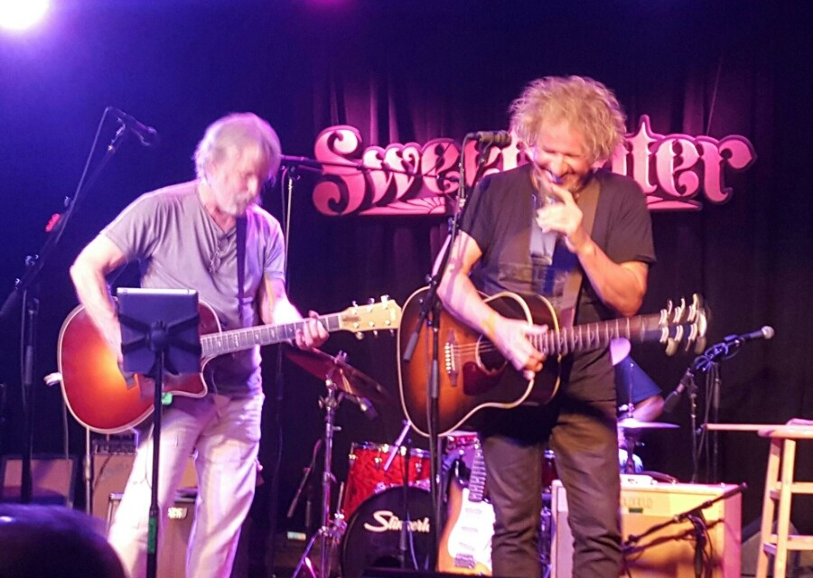 SETLIST: Bob Weir and  Friends, Benefit for Ring Mountain School