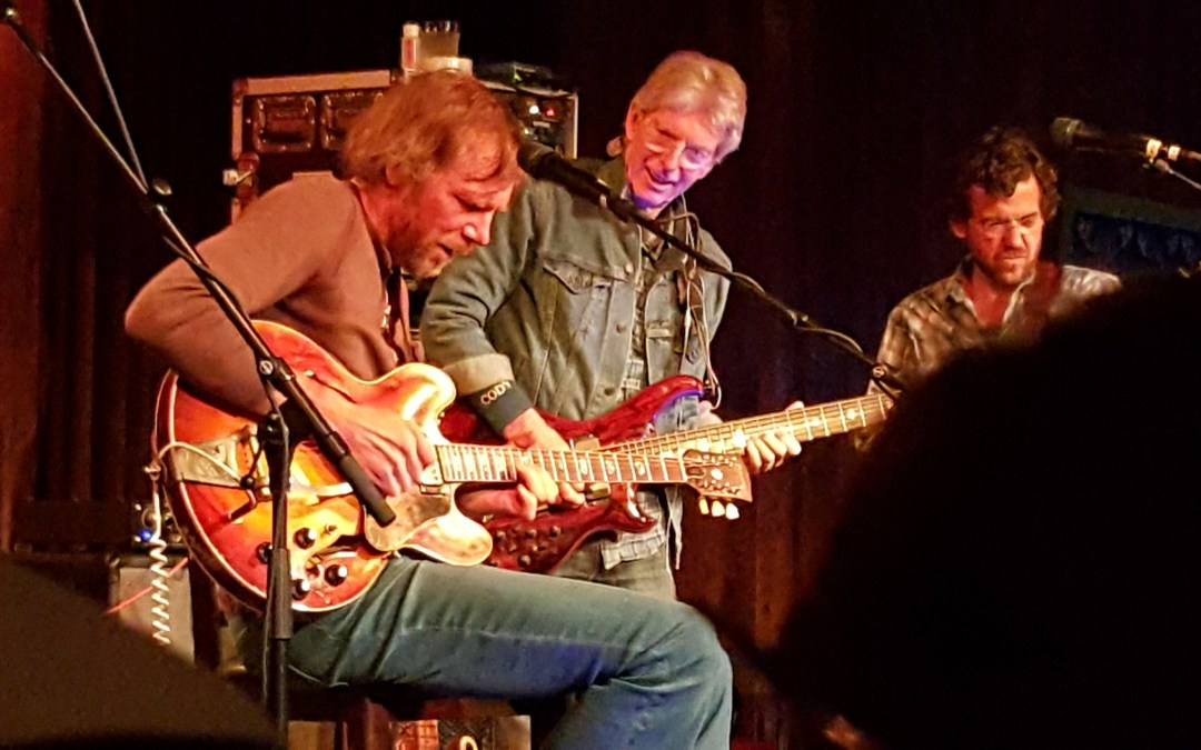 SETLIST, VIDEOS, Terrapin Nation Benefit for Tim Bluhm w Phil Lesh