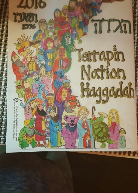 SETLIST & VIDEOS Terrapin Nation 2016 Passover SECOND Seder w Phil Lesh and the Terrapin All Stars Wednesday 4.27.2016