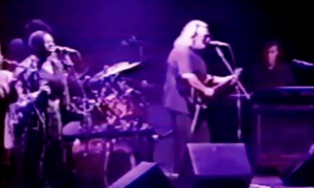 National Siblings Day:My Sisters & My Brothers – Jerry Garcia Band – 11-9-1991 Hampton, Va.