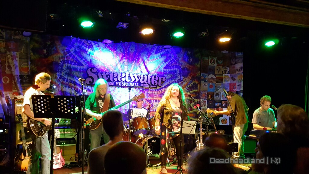 """""""Weather Report Suite"""" ~ Cryptical w Dave Hebert and Sunshine Becker @sweetwatermv Thursday 19th 2016"""