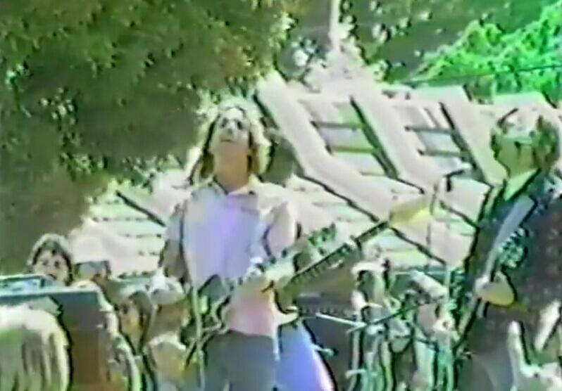 "Merl Saunders &  Friends w Bob Weir ""Mona"" Haight Street fair 1985"