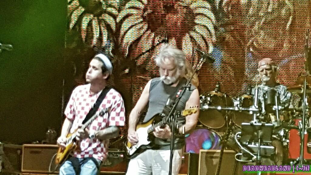 SETLIST Dead and Company Summer Tour 2016 | Toyota Amphitheatre, Wheatland California, Friday July 29 2016