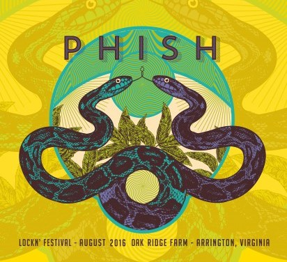 Tune in to a free LivePhish Webcast of both performances from Lockn' beginning at 8:30PM ET tonight.