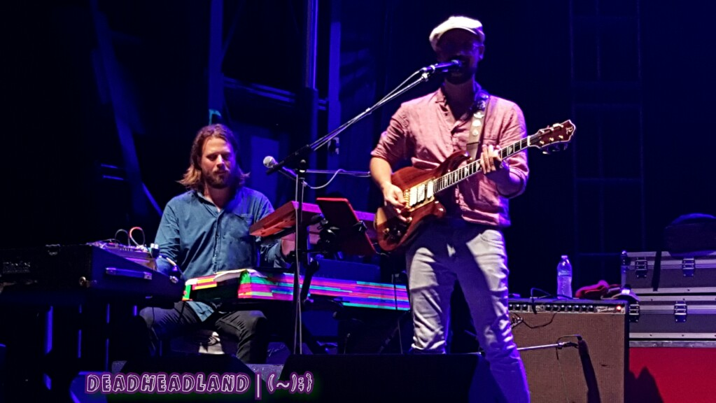 """He's Gone >Terrapin Suite""  Joe Russo's Almost Dead Lockn' 08-26-2016"