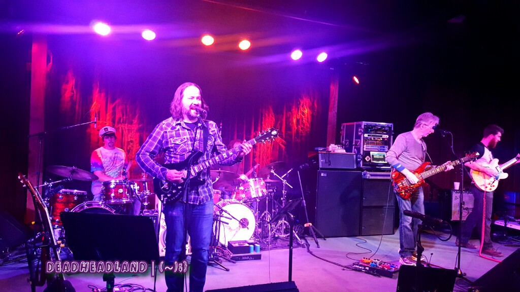 SETLIST: Phil Lesh & Friends recreate Grateful Dead 1994 ~Mon. October 17, 2016 The Grate Room Terrapin Crossroads  San Rafael, CA