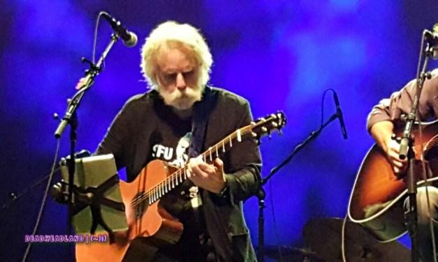 """""""Black Throated Wind"""" ~ Bob Weir w JRAD"""