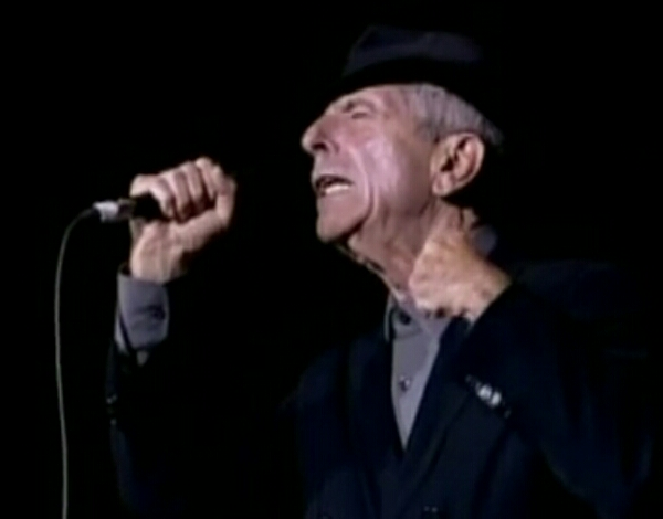 "RIP Leonard Cohen, Dead at 82 – ""Hallelujah"""