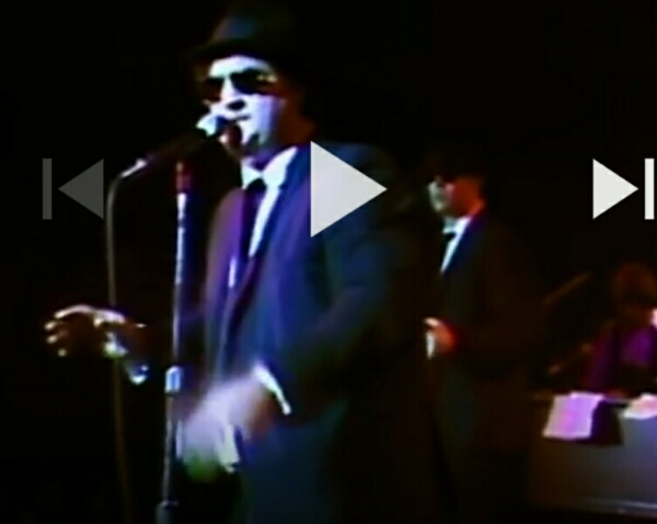 VIDEO: The Blues Brothers - Full Set (opening for Grateful Dead)  - 12/31/78 - Winterland