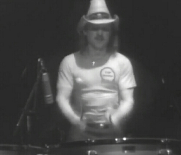 "In Memory of Butch Trucks: ""The Allman Brothers Band – Drum Solo"" – 1/3/1981 – Capitol Theatre"