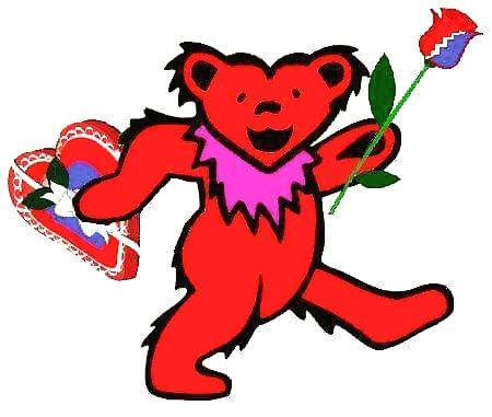 Grateful Dead ❤️ Valentines Day Jam ~ 2-14-1970 #loveisrealnotfadeaway #nfa (~);}