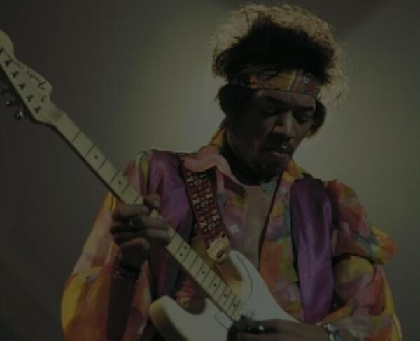 Jimi Hendrix At The Royal Albert Hall 2-24-1969